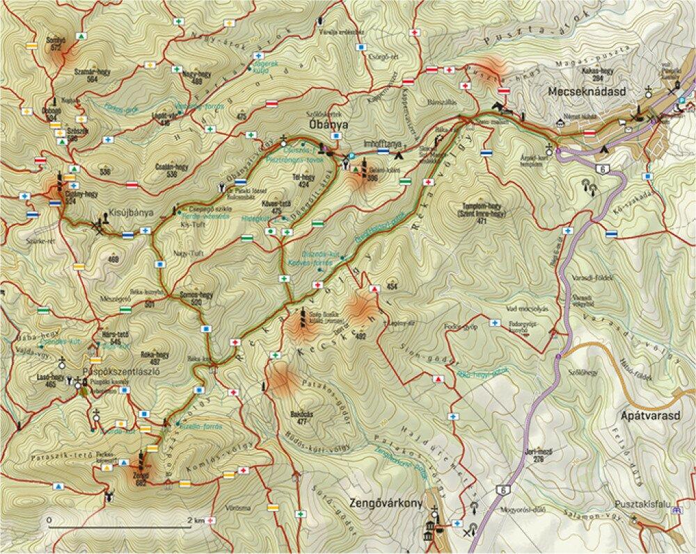 Térkép: Bába Imre